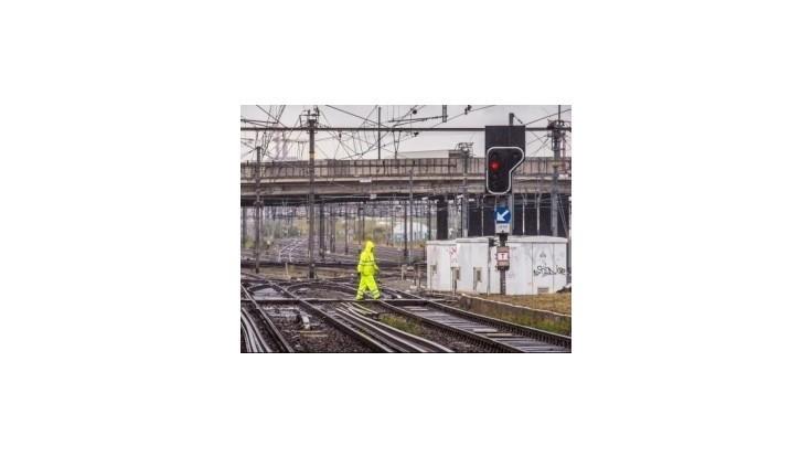 Štrajky obmedzia železničnú dopravu v Európe