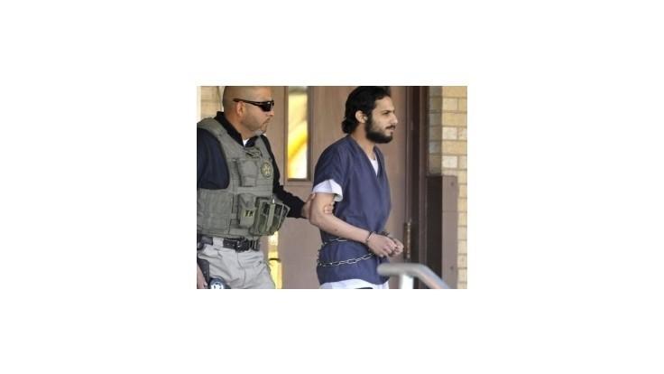 Islamista dostal za prípravu Bushovej vraždy doživotie
