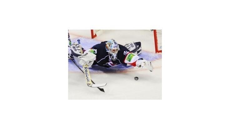 Slovan začal trip prehrou na ľade Jaroslavle