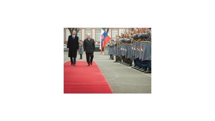 Glváč: Vo vojenskej oblasti musíme s Maďarskom spolupracovať