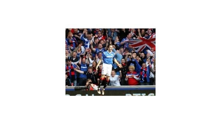 Glasgow Rangers chce štartovať v anglickej Premier league