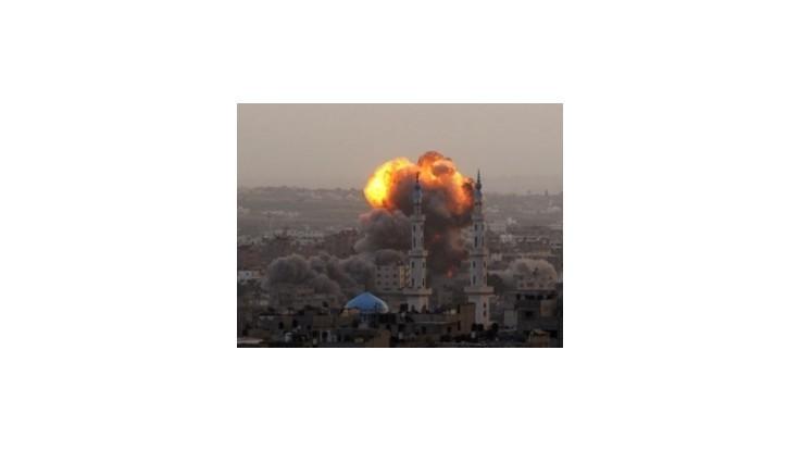Po správach o možnom prímerí zmiernili Izrael a militanti z Gazy intezitu bojov