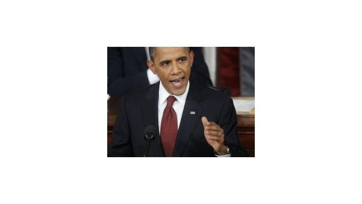 Obama: Izrael má právo brániť sa pred útokmi z pásma Gazy