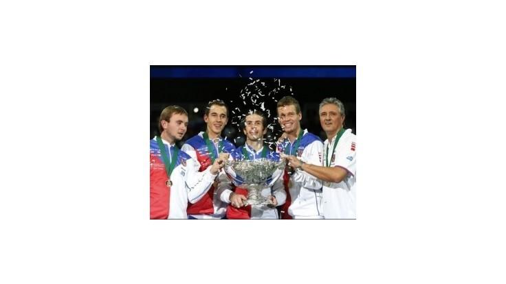 Česi po prvýkrát získali Davisov pohár