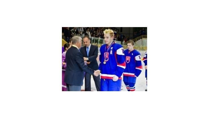 Daňo má šancu byť draftovaný v 1. kole, tvrdí šéf skautov NHL