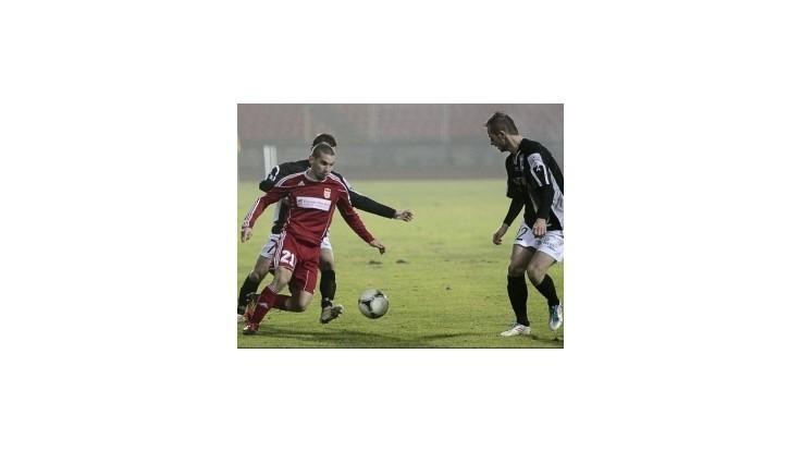 Dohrávka medzi Bystricou a Ružomberkom skončila bez gólov