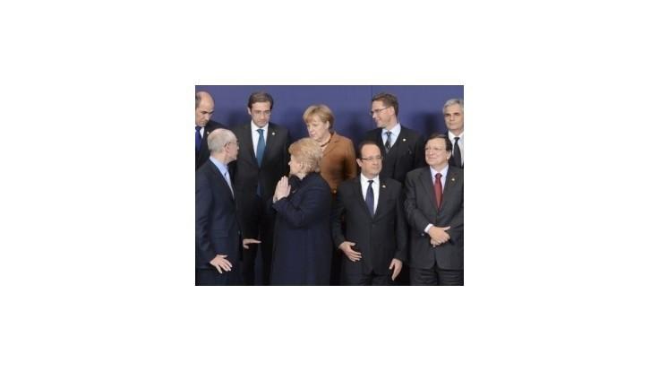 Lídri EÚ rozhodujú o budúcom eurorozpočte