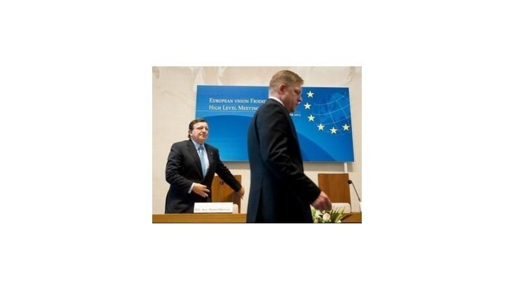Fico: Dohoda na rozpočte EÚ je málo pravdepodobná