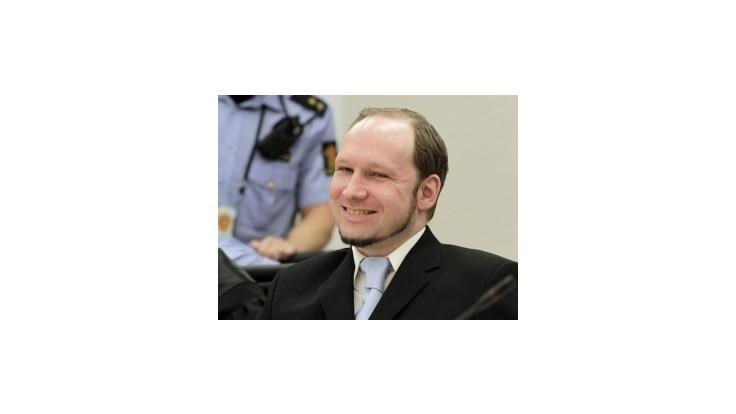 Breivikovi dovolili používať atramentové pero