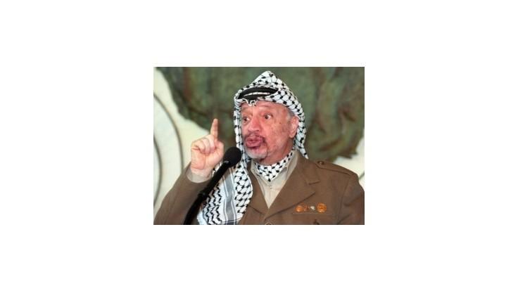 Telo palestínskeho exprezidenta Jásira Arafata exhumujú v utorok