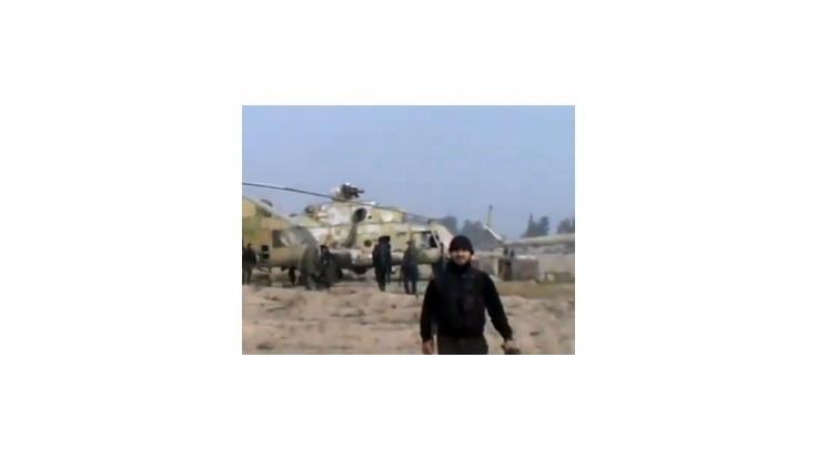 Sýrski povstalci sa zmocnili leteckej základne neďaleko Damasku