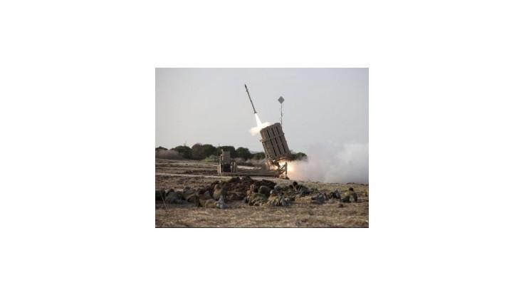 Izraelská armáda otestovala nový systém protiraketovej obrany