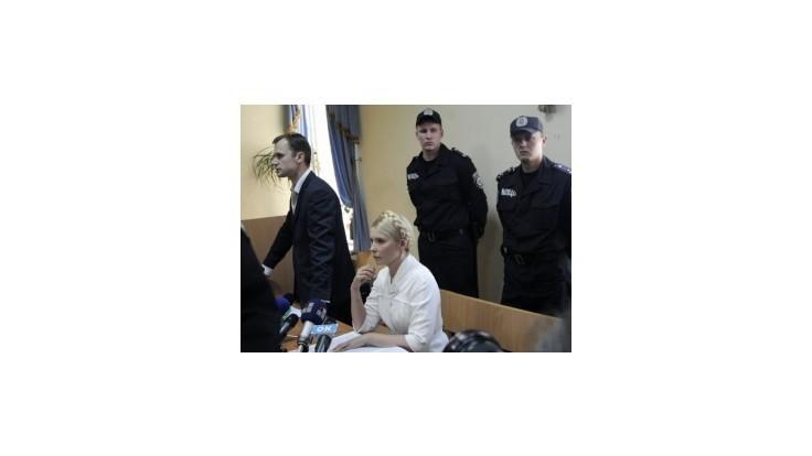 Tymošenková dostala výnimku - dcéru ju môže navštíviť až na tri dni
