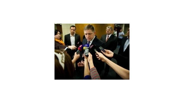 Fico: Odbory potrebujú čas, aby zvážili vládne návrhy