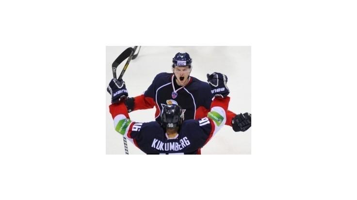 Slovan vyhral na ľade Sibiru, v presilovke rozhodol Miklík