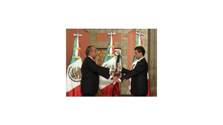 Calderón končí, novým mexickým prezidentom sa stane Nieto