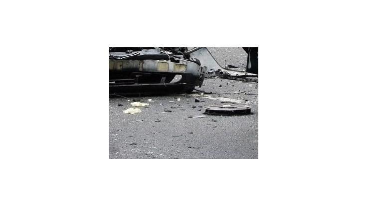Opitý mladý vodič sa hnal Ostravou - 4 ranení a 5 poškodených áut