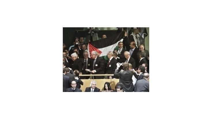 Z EÚ iba Česi hlasovali proti palestínskej žiadosti stať sa pozorovateľom OSN