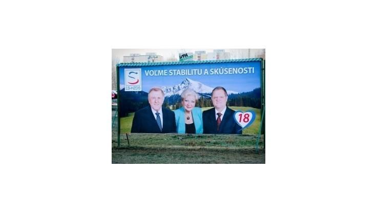 ĽS-HZDS pôjde do volieb do VÚC, nového šéfa ešte nedoriešila