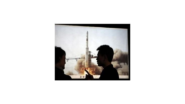 Čína vyjadrila obavy z plánov Severnej Kórey vystreliť raketu dlhého doletu