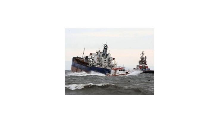 Pri Bospore sa potopila nákladná loď s Ukrajincami