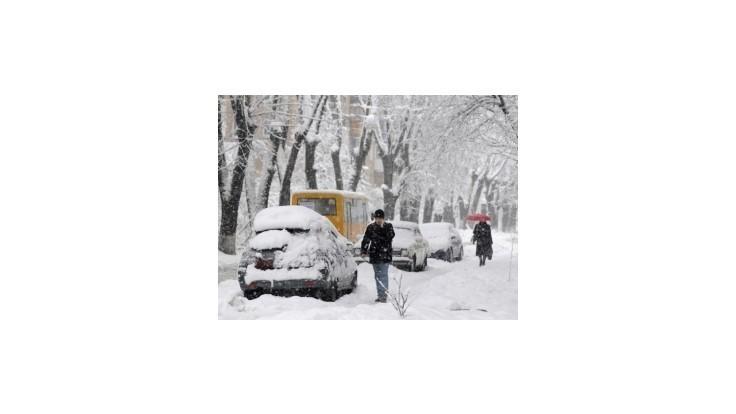 Mrazivé počasie si na Ukrajine vyžiadalo 37 obetí