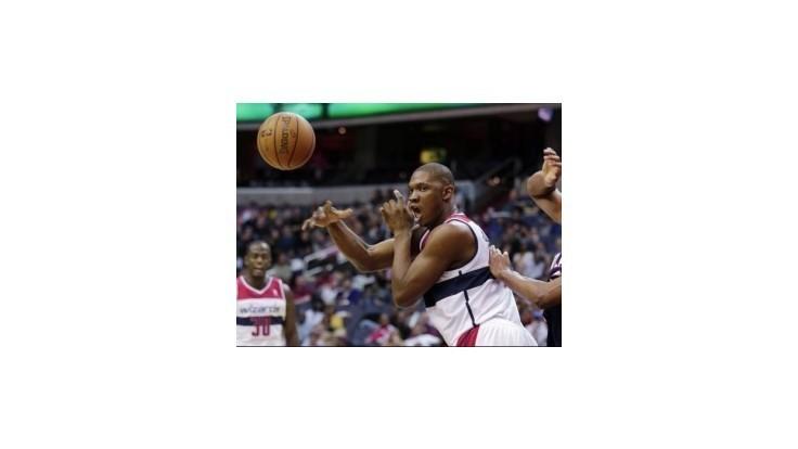 NBA: Trápenie Washingtonu pokračuje, s Atlantou si pripísal už 19 prehru