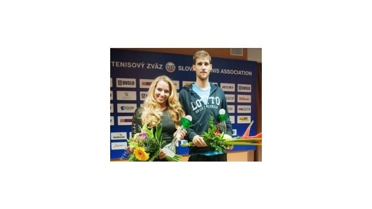 Na tenisový trón zasadli Kližan a Cibulková
