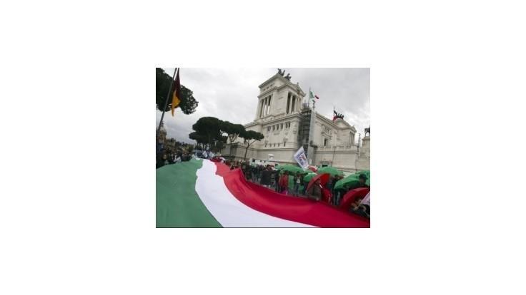 Taliansko schválilo zákon o vyrovnanom rozpočte