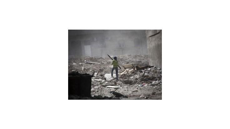 Sýrski povstalci pohrozili útokmi na kresťanské mestá