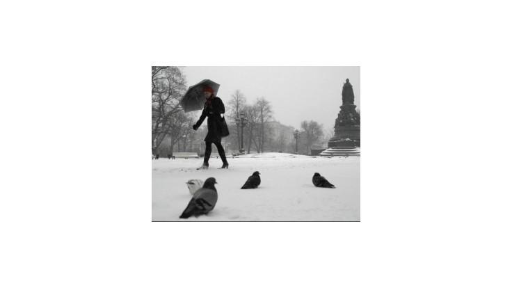 Kruté ruské mrazy zabili 90 ľudí, v Moskve je -30, na Sibíri -50