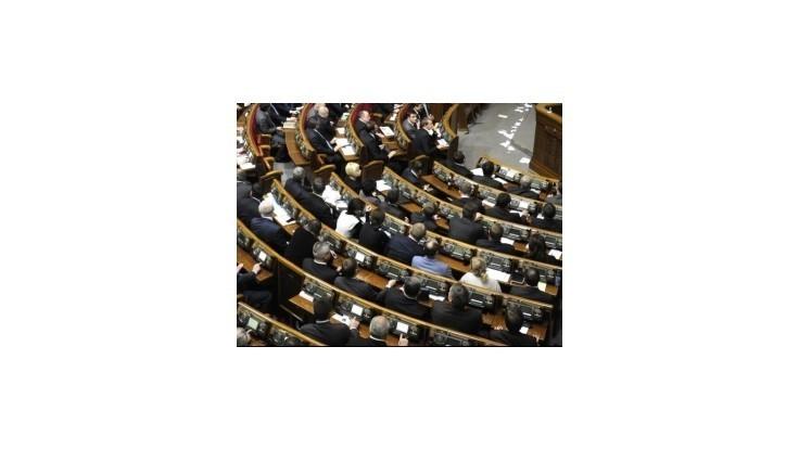 Ukrajina má novú vládu s viacerými novými tvárami
