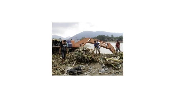 Filipíny sa po smrtiacom tajfúne Bopha pripravujú na tropickú búrku Wukong