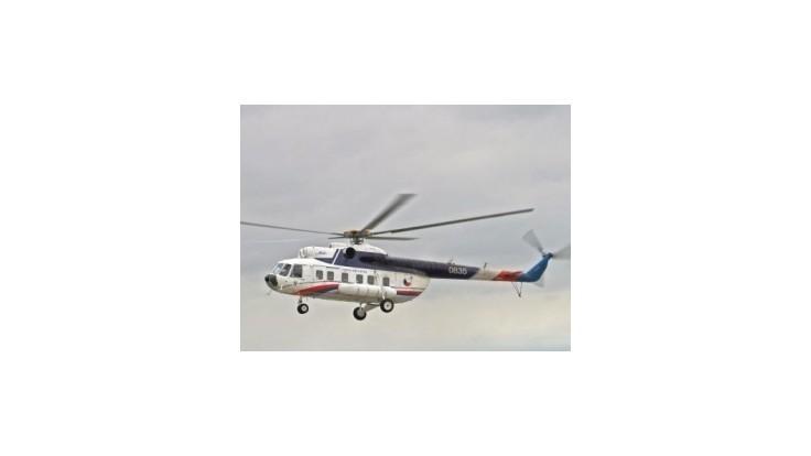Havaroval vrtuľník ukrajinského ministerstva, zahynulo päť ľudí