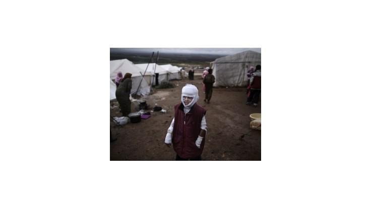 Delostrelecké ostreľovanie v Sýrii zabilo 20 ľudí, z nich minimálne 8 detí