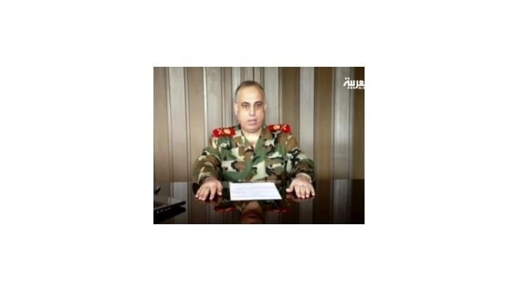 Šéf sýrskej vojenskej polície sa pridal k povstalcom