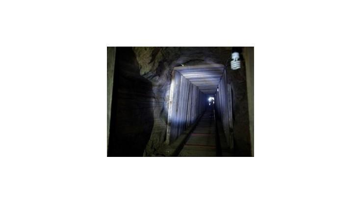V mexicko-americkom pohraničí objavili ďalší pašerácky tunel