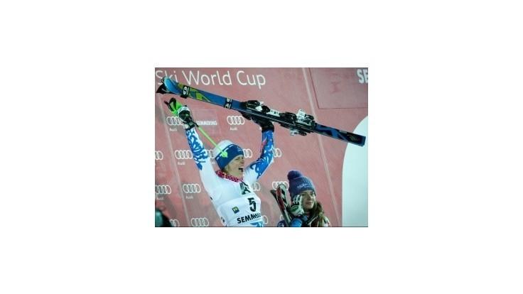 Zuzulová triumfovala v Semmeringu a prvýkrát zvíťazila v slalome Svetového pohára
