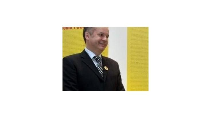Matovič: A. Kiska je dobrý prezidentský kandidát