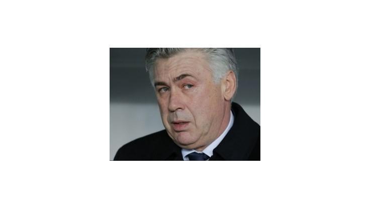 Ancelotti neplánuje počas januára ďalšie nákupy