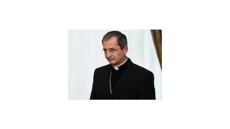 Zvolenský o roku 2012: Najdôležitejšou témou bola nová evanjelizácia
