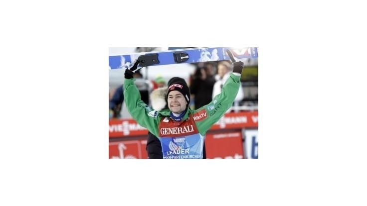 """Jacobsen triumfoval aj v Garmischi: """"Je to šialené"""""""