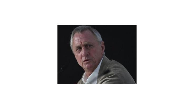 Legendárny Cruyff ukončil trénerskú kariéru