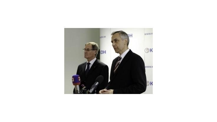 KDH: Prezident nerešpektuje najvyšší zákonodarný orgán