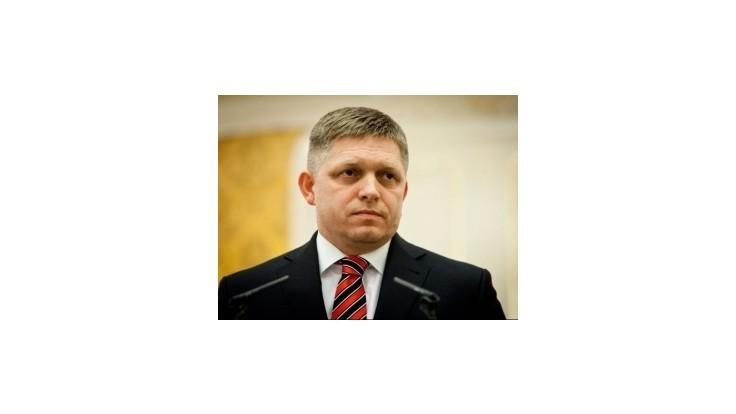 Fico hovorí o novej voľbe GP, SaS chce obžalovať prezidenta