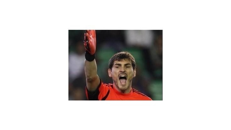 Casillas sas tal piatykrát najlepším brankárom