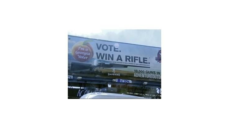 Biely dom chce obmedziť právo na držbu zbrane