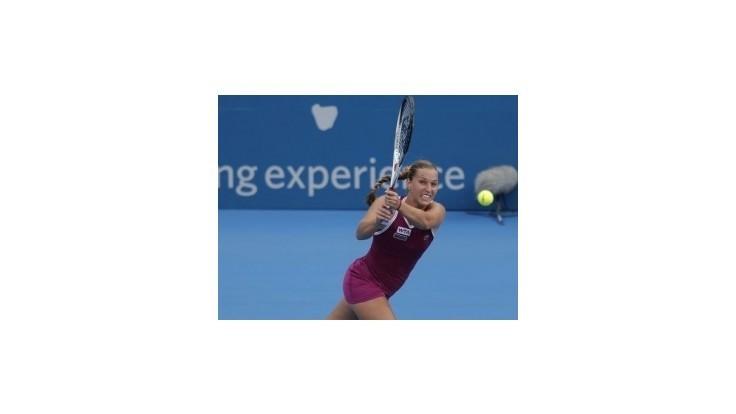 Cibulková postúpila v Sydney do finále s Radwanskou