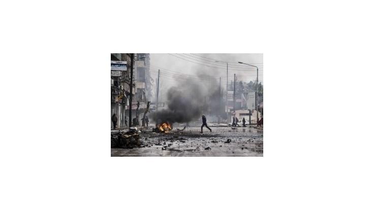 Sýrska armáda sa zmocnila damaského predmestia Darájá