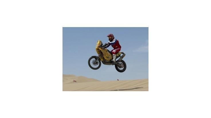 Jakeš sa dostal celkovo na 6. priečku v Rely Dakar